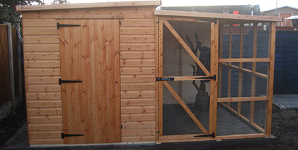 Made to Measure Shed Design Service