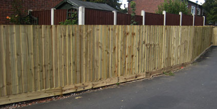Fence Panel Replacement