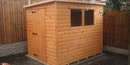 Shed Installation Service