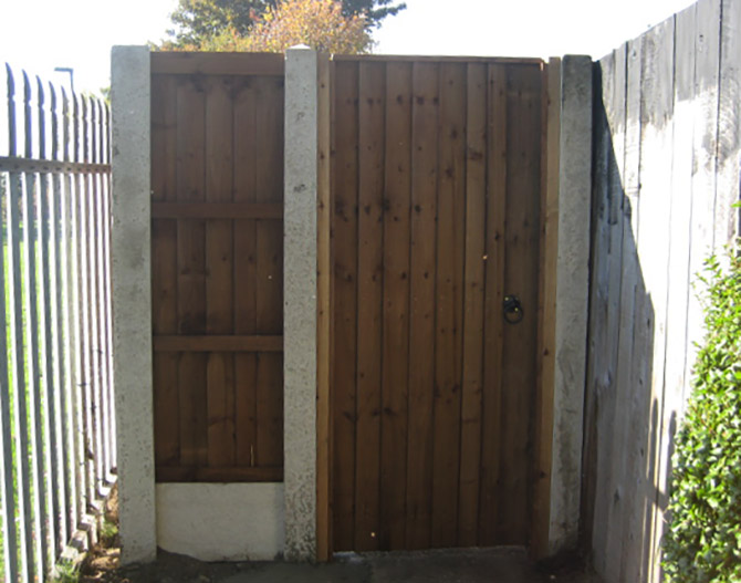 Derbyshire Fencing Manufacture And Paving Supplies